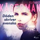 Cover for Döden skriver svenska