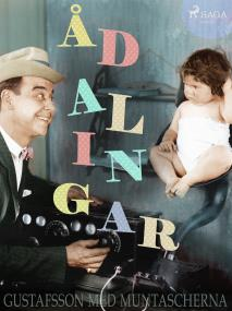 Cover for Ådalingar