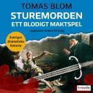 Cover for Sturemorden. Ett blodigt maktspel