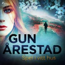 Cover for Spel i vitt hus