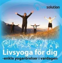 Cover for Livsyoga för dig