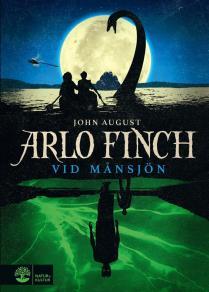 Cover for Arlo Finch vid Månsjön
