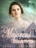 Cover for Majorens minnen