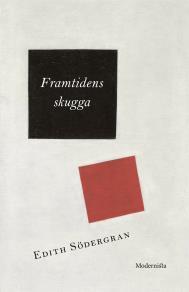Cover for Framtidens skugga