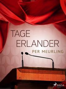 Cover for Tage Erlander