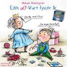 Cover for Edel och Kurt fyller år