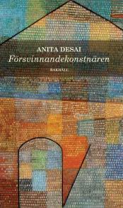 Cover for Försvinnandekonstnären