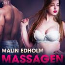 Cover for Massagen - erotisk novell
