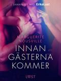 Cover for Innan gästerna kommer - erotisk novell