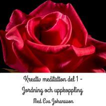 Cover for Kreativ meditation - del 1