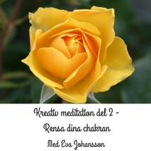 Cover for Kreativ meditation - del 2