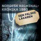 Cover for Den falske läkaren