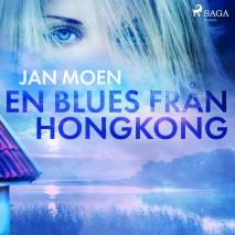 Cover for En blues från Hongkong