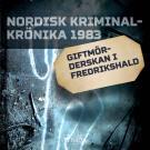 Cover for Giftmörderskan i Fredrikshald