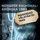 Cover for Maskerad våldtäktsman