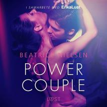 Cover for Power couple - erotisk novell