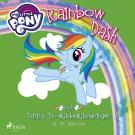 Cover for Rainbow Dash och Daring Do-dubbelutmaningen