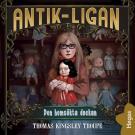 Cover for Antik-ligan 4: Den hemsökta dockan