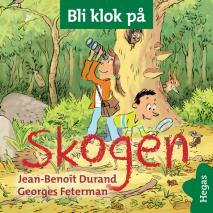 Cover for Bli klok på: Skogen