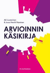 Cover for Arvioinnin käsikirja