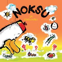Cover for Noksu ja pikkuväki
