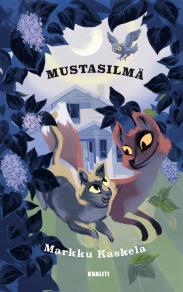 Cover for Mustasilmä