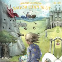 Cover for Sagor utan slut, saga 41-49