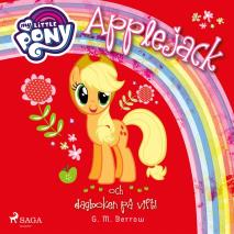 Cover for Applejack och dagboken på vift
