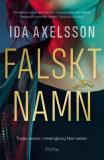 Cover for Falskt namn