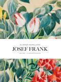 Cover for Josef Frank : De okända akvarellerna