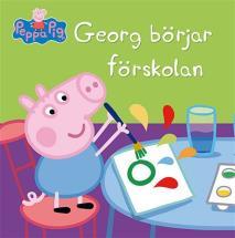 Cover for Georg börjar förskolan