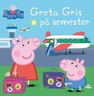 Cover for Greta Gris på semester