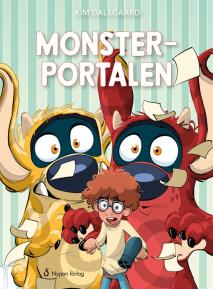 Cover for Monsterportalen