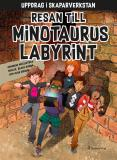 Cover for Resan till Minotaurus labyrint