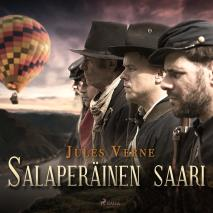 Cover for Salaperäinen saari