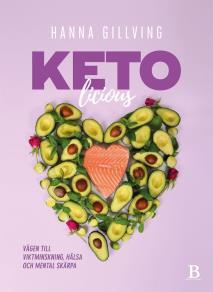 Cover for Keto-licious
