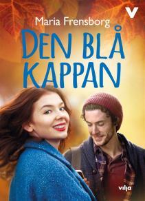 Cover for Den blå kappan