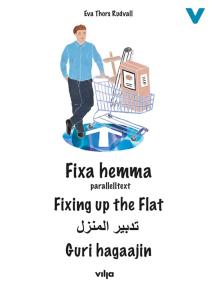 Cover for Fixa hemma - parallelltext