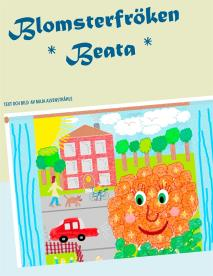 Cover for Blomsterfröken Beata