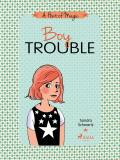 Cover for A Hint of Magic 3: Boy Trouble