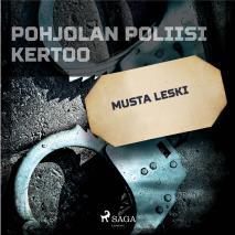 Cover for Musta leski