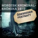 Cover for Ödesdiger festnatt