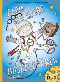 Cover for Astronaut i nöd