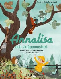 Cover for Annalisa och skräpmonstret