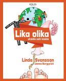 Cover for Lika olika : utsida insida