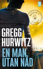 Cover for En man utan nåd