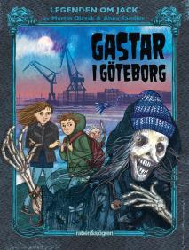 Cover for Gastar i Göteborg