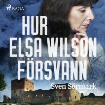 Cover for Hur Elsa Wilson försvann