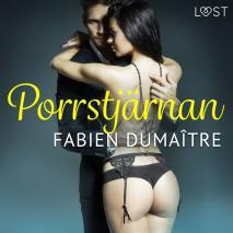 Cover for Porrstjärnan - erotisk novell