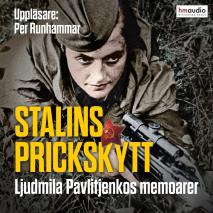 Cover for Stalins prickskytt